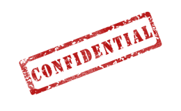 confidential
